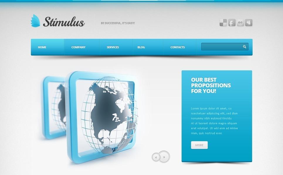 IT Drupal Template New Screenshots BIG