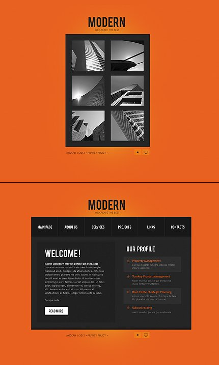Website Template #38783