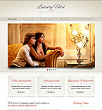 Website template #38810 by Bora