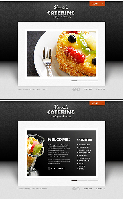 Website Template #38845
