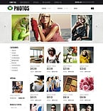 osCommerce template #38895 by Di
