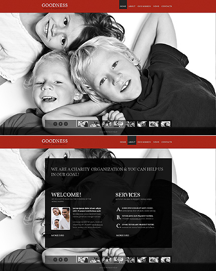 Website Template #38969