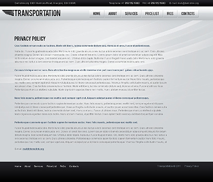 website template 38971