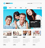 Website template #39061 by Astra