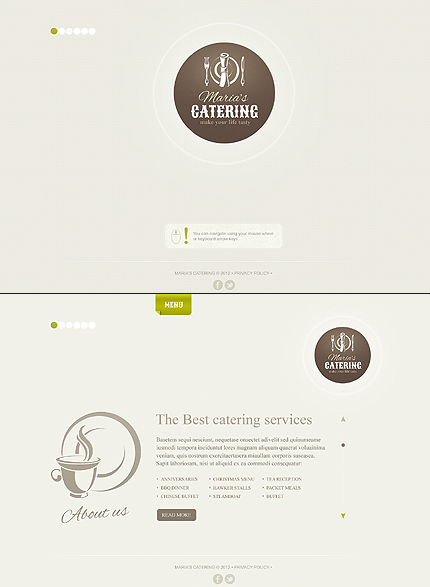 Website Template #39066