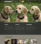 Website template #39103 by Cowboy