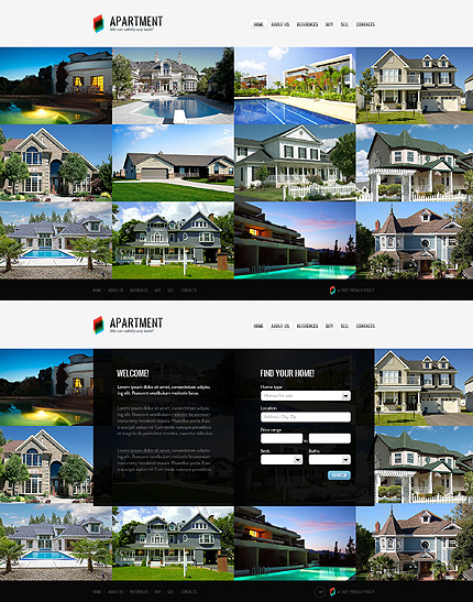 Website Template #39104