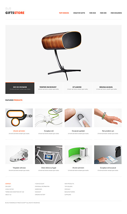 Website Template #39111