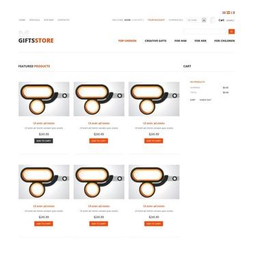 Gifts Store PrestaShop Theme
