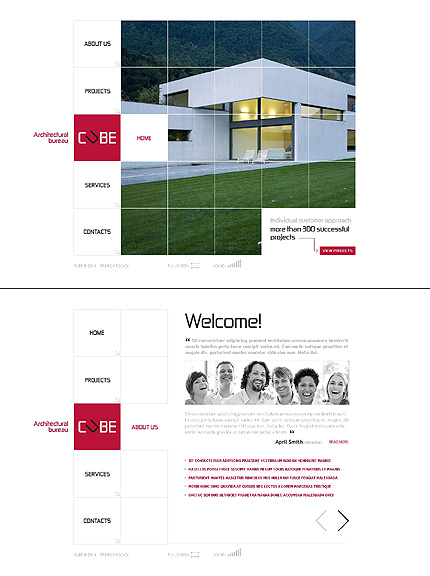 Website Template #39129