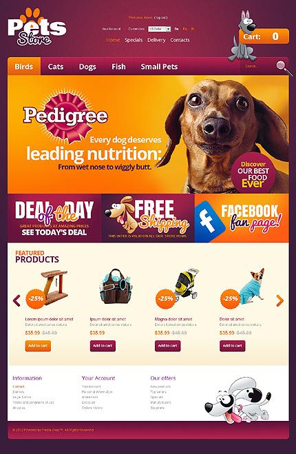 Pet shop responsive shopify theme_54004 big pet shop responsive shopify theme 54004 on shopify pet store theme pet