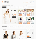 Magento theme #39152 by Hermes
