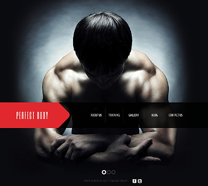 Website Template #39167