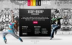 Website template #39222 by Delta