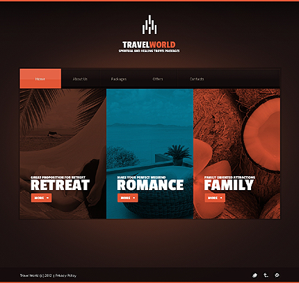 Website Template #39246