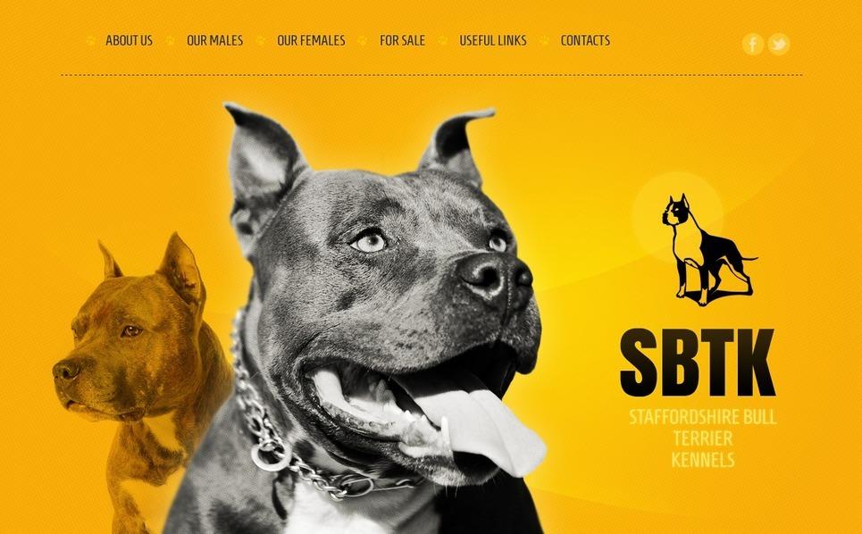 Dog Flash Template New Screenshots BIG