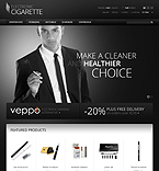 Healthy Smoking - PrestaShop Theme #39305 by Mercury