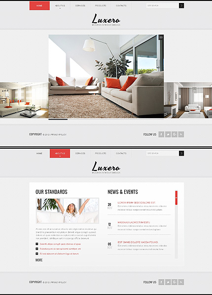 Website Template #39322
