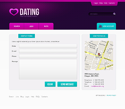 Dating site live