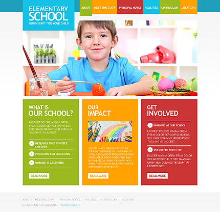 Website Template #39379