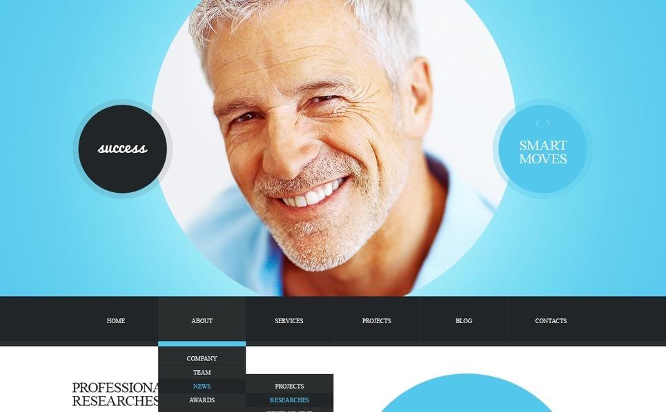 Marketing Agency Joomla Template New Screenshots BIG