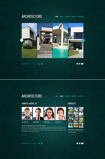 Website Template #39433