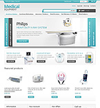 Medical appliances - PrestaShop Theme #39499 by Hermes