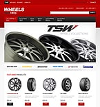 Perfect Wheels - PrestaShop Theme #39540 by Hermes