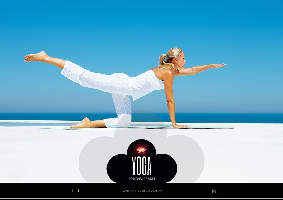 Yoga Flash Template New Screenshots BIG