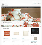 Luxury Linen - PrestaShop Theme #39552 by Hermes