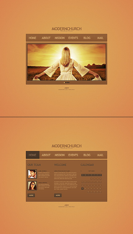Website Template #39574
