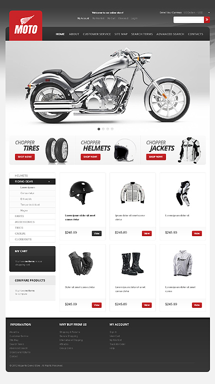 Website Template #39579