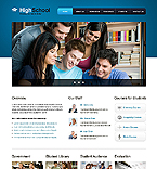 Website template #39602 by Angela