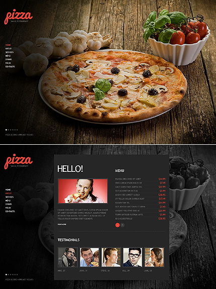 Website Template #39616