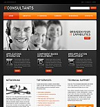 Stretched Flash CMS Theme #39624