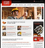 Stretched Flash CMS Theme #39625
