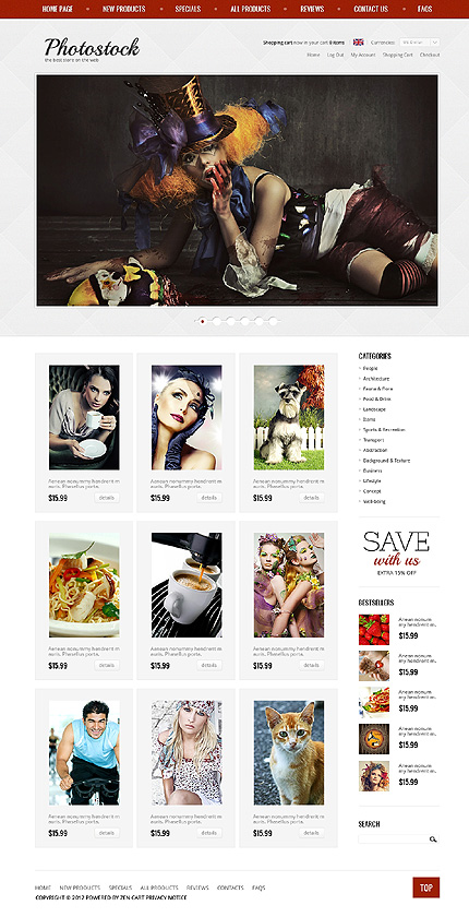 Website Template #39633