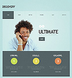 WordPress theme #39639 by Cowboy