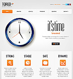 WordPress theme #39645 by Elza