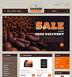 Coffee Store - PrestaShop Theme #39706 by Hermes