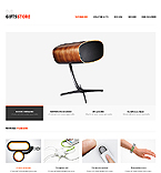 osCommerce template #39719 by Hermes