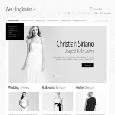 Свадебные шаблоны для WordPress - Wedding Themes