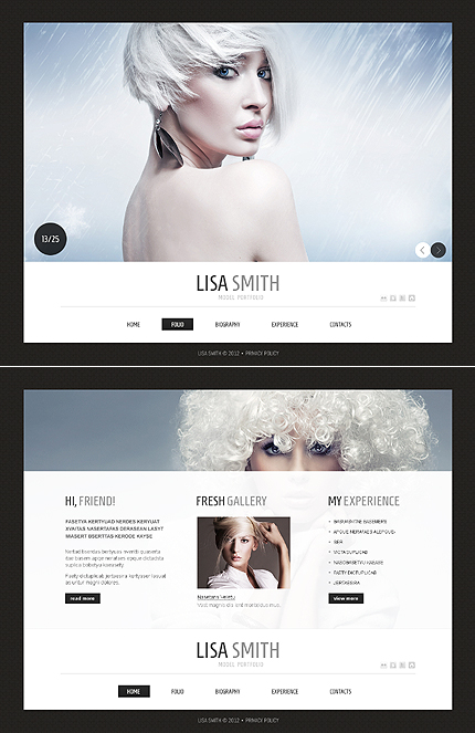 Website Template #39742