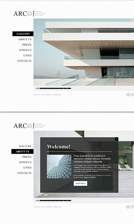 Website Template #39771