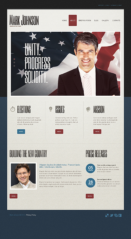 Website Template #39774