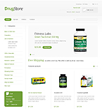 Drug Store - PrestaShop Theme #39779 by Hermes