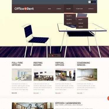 Office Website Template