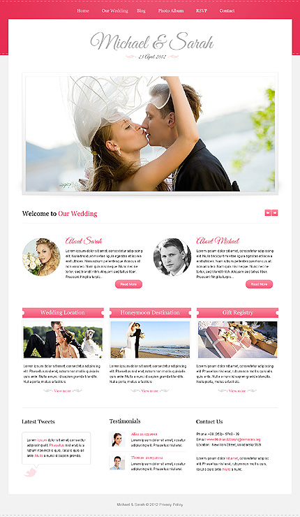 Website Template #39793