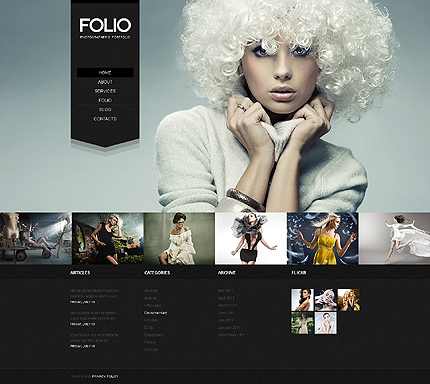 Website Template #39803