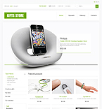 Gift Store - PrestaShop Theme #39804 by Hermes